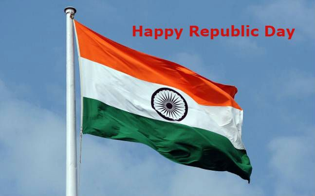 write a speech on republic day of india