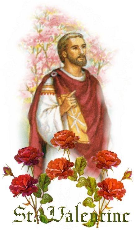 Valentine Preacher Healer Martyr Valentines Day