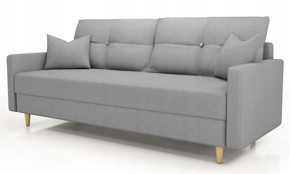Kanapa Al Sofa Rozkladana Trzyosobowa Wersalka Love Seat Furniture Couch