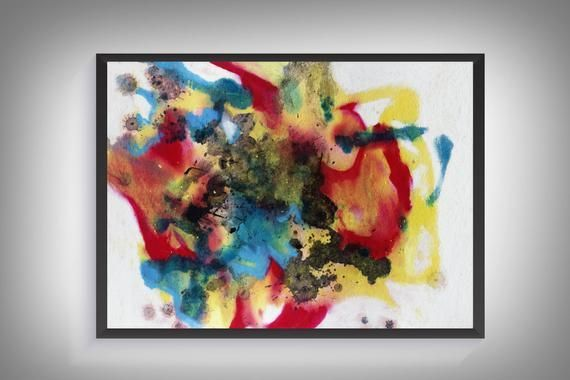 Best Selling Abstract Art