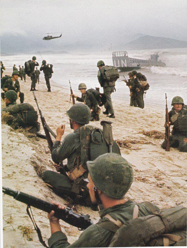 1965 Red Beach Danang