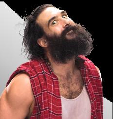 Luke Harper The Wyatt Family Luke Wwe Superstars