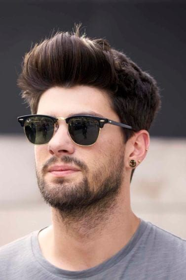 36 Best Haircuts For Men 2020 Top Trends From Milan Usa: How To Wear A Fohawk Haircut On Short Hair