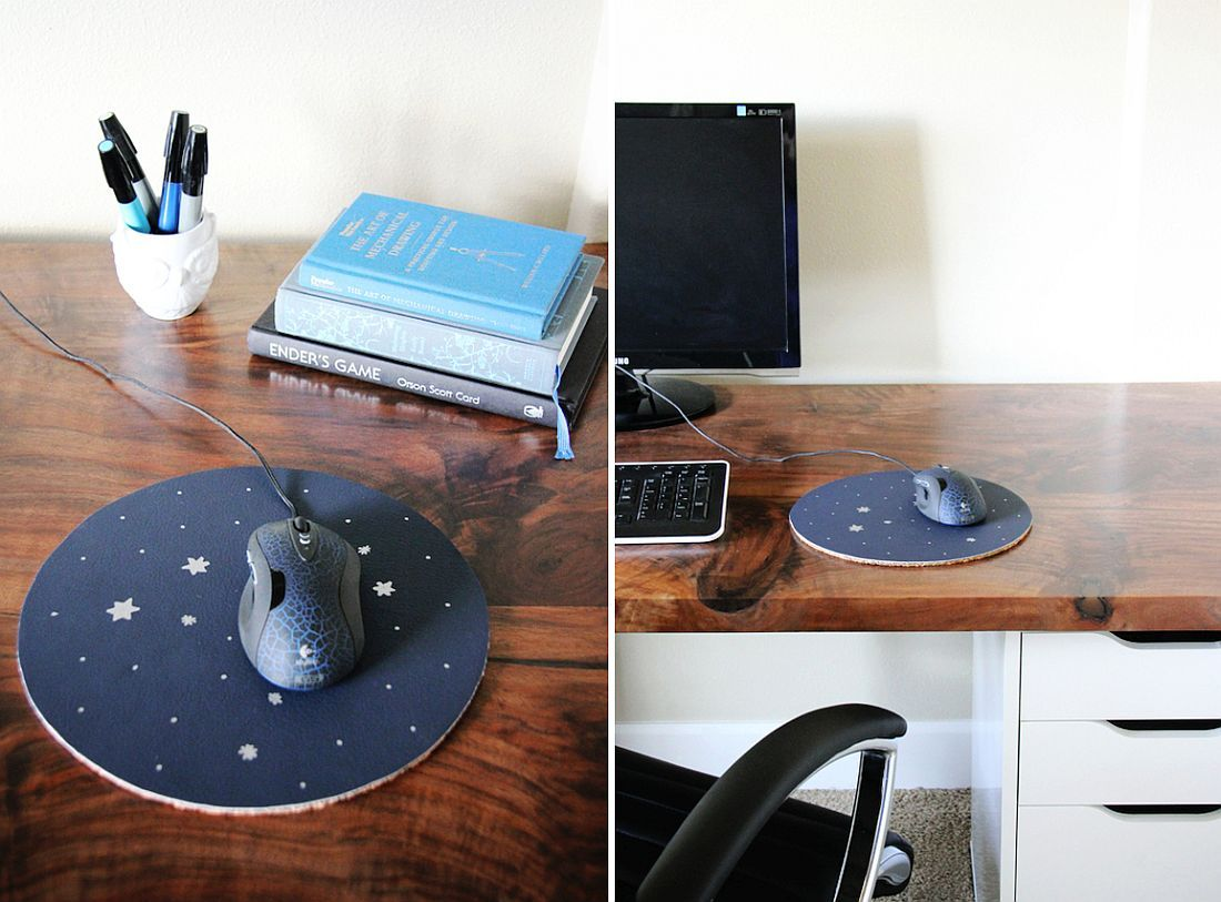 Diy crafts that add starry space themed brilliance to your home diy crafts that add starry space themed brilliance to your home solutioingenieria Image collections