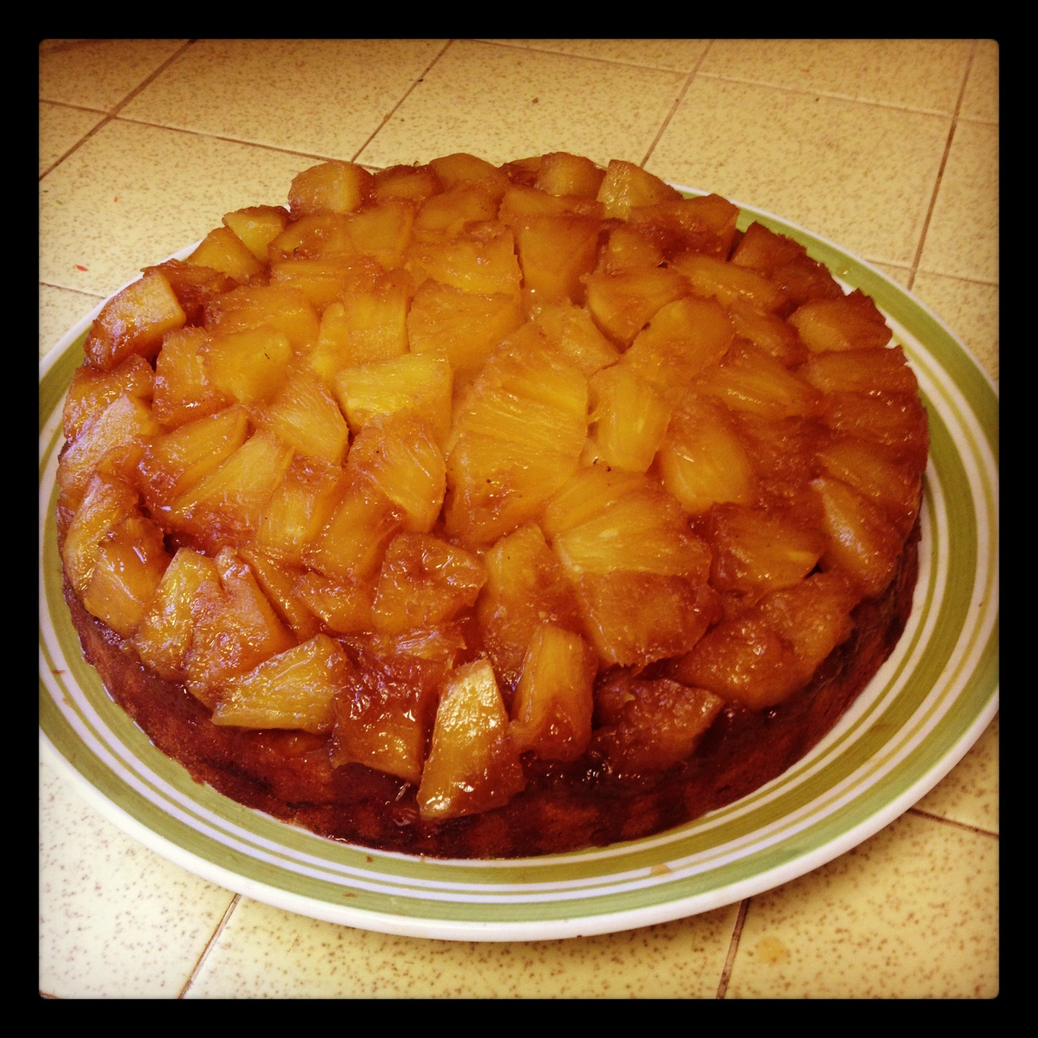 Pineapple Upside Down Cake Recipe By Cook S Country