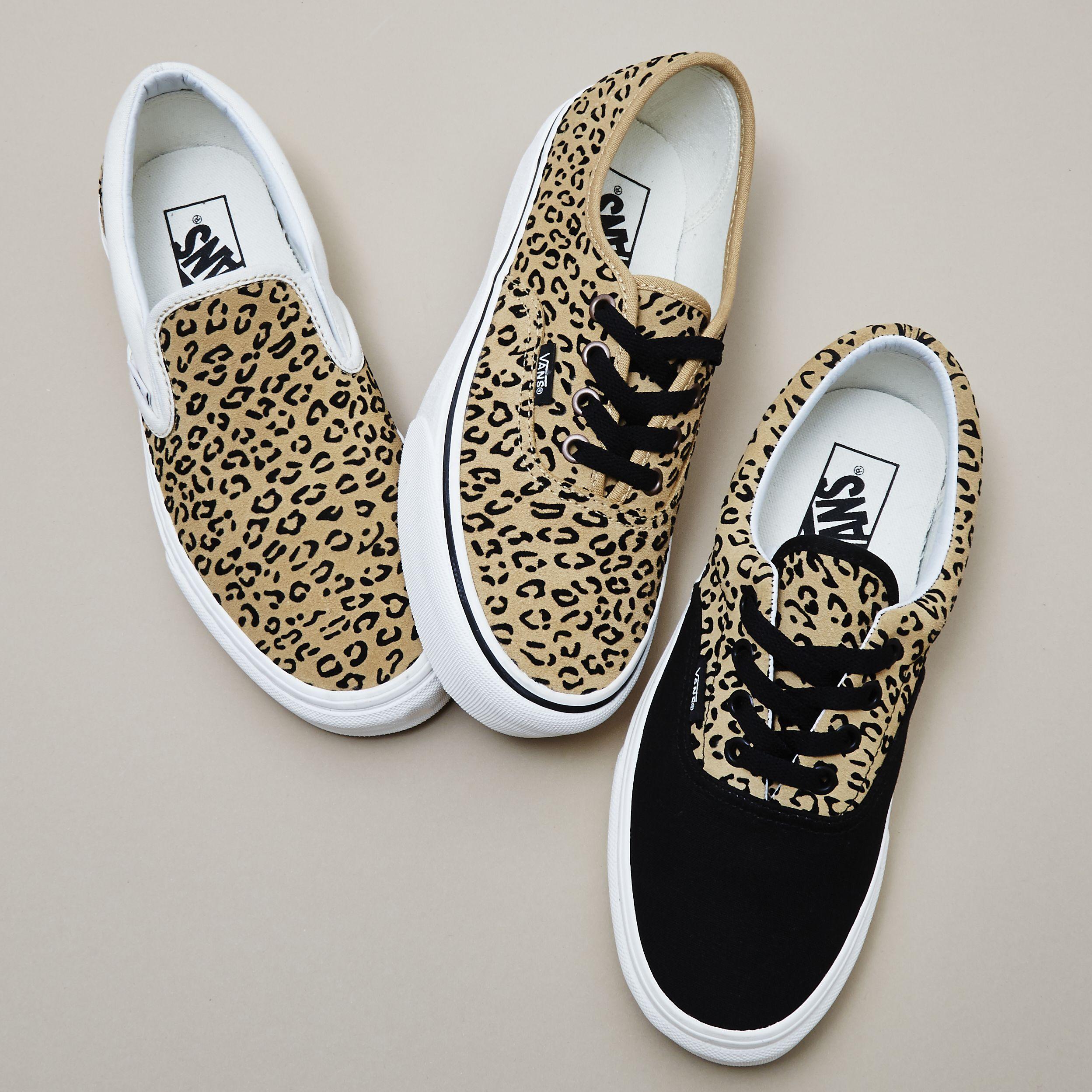 Leopard print + vans_europe \u003d ❤️️❤️️❤️️