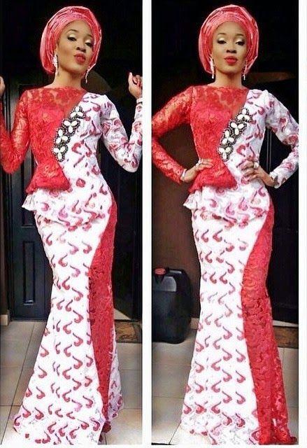 Ankara Skirt And Blouse Design Ankara Collections African