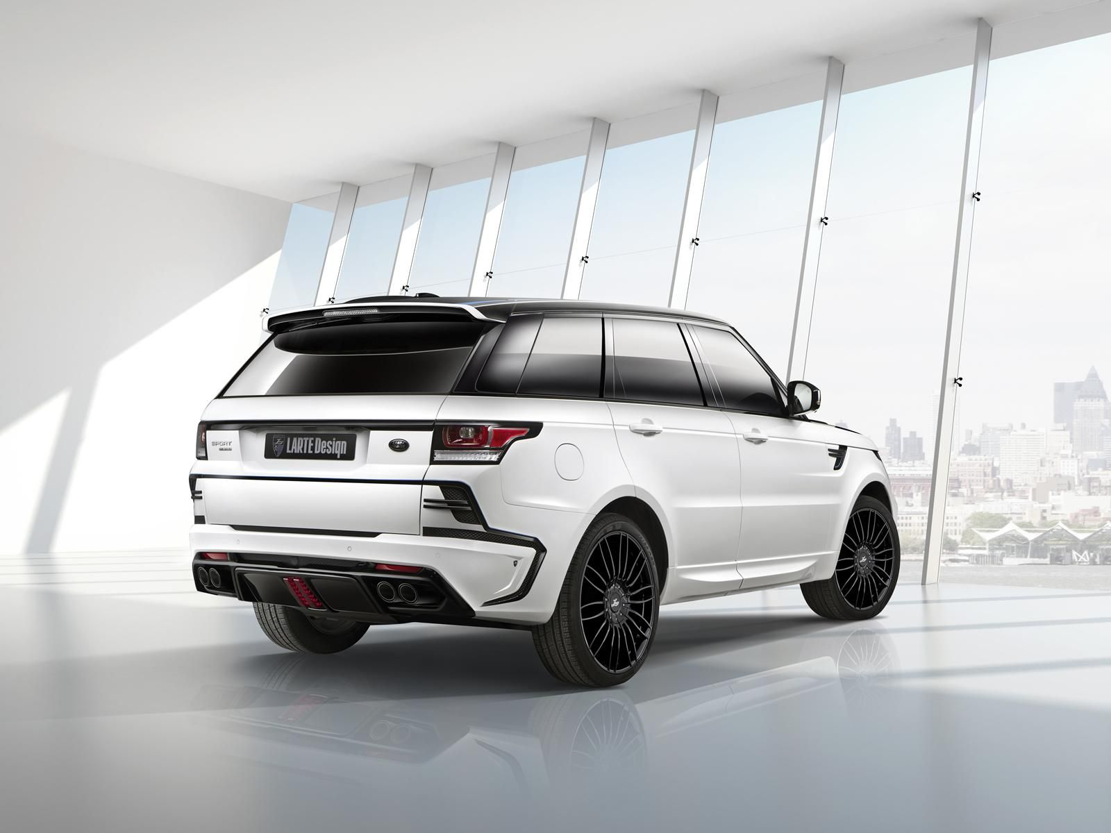 Are You Looking For 2015 Larte Desidn Range Rover Hd Wallpapers