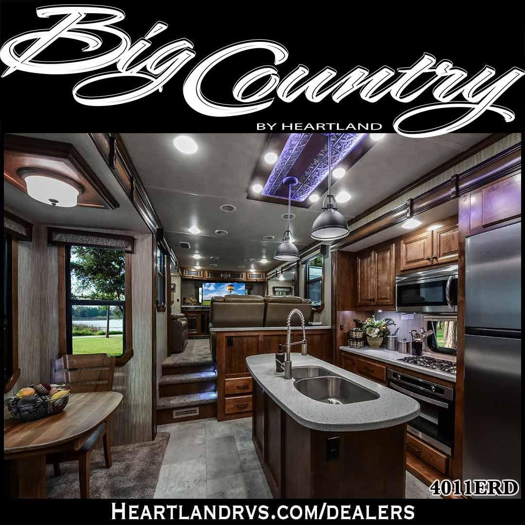 Bc 4011 Erd Take 3d Tour Luxury Rv Living Travel Trailer