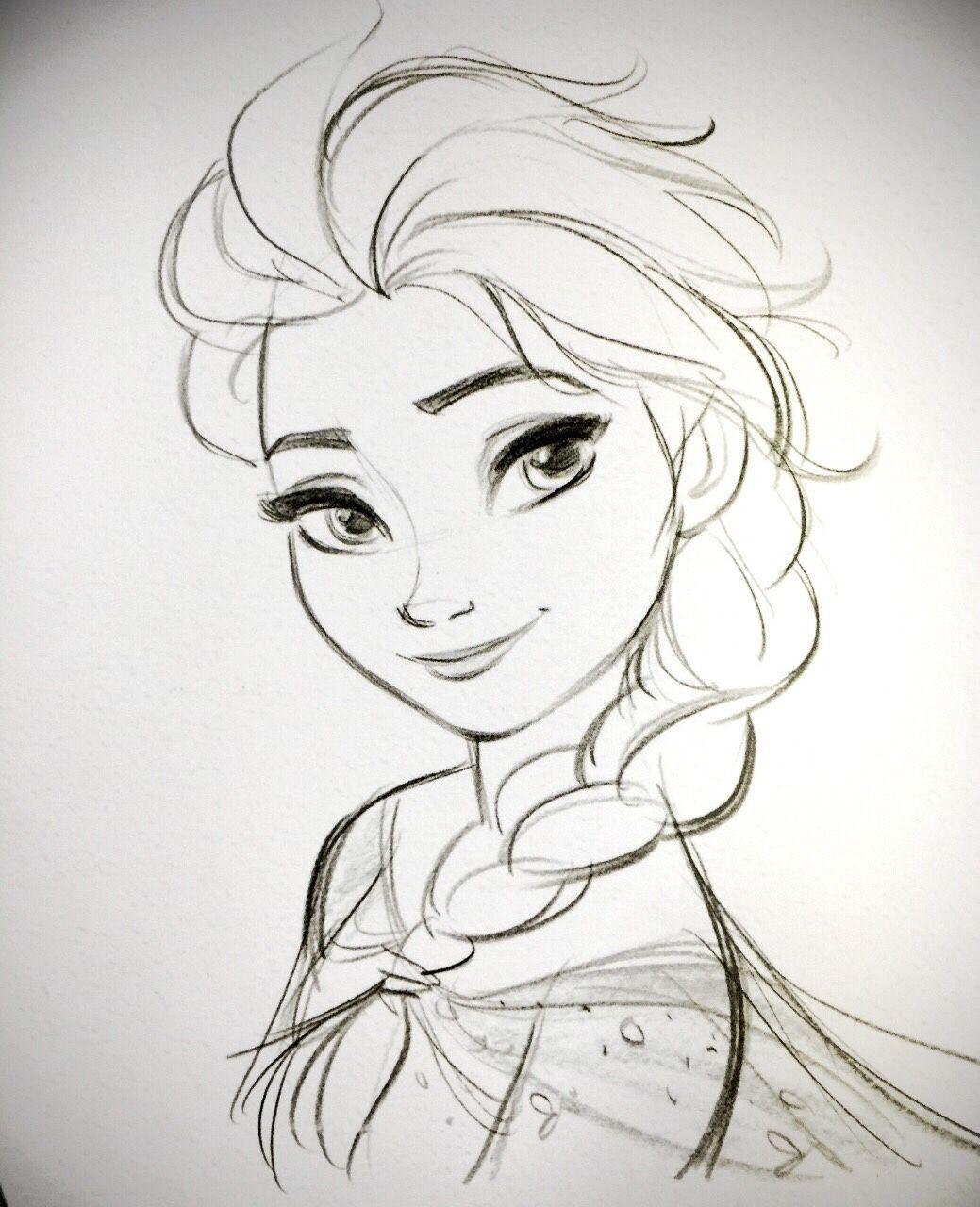 Elsa, Anna (Jin Kim) … | Pinteres…