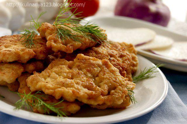 куриные растрёпки рецепт с фото