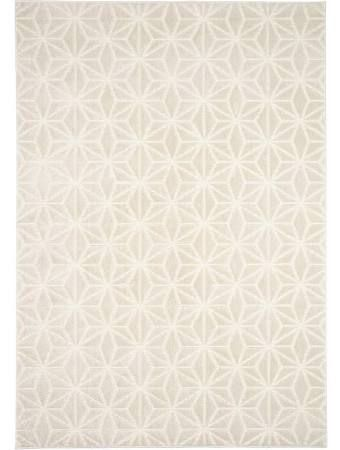 benuta Teppich Diamond Beige 200x290 cm wohnzimmer einrichten - Teppich Wohnzimmer Braun