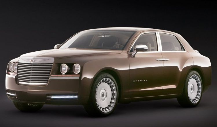 2018 Chrysler Imperial Redesign And Performance