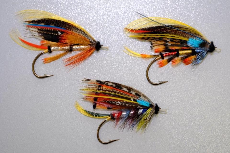 Pin By Leif Jorgensen On Display Boards And Frames With Classic Flies Art Flies And Sometimes Some Other Flies Fly Fishing Books Fly Fishing Gifts Salmon Flies