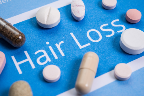 Taking Prednisone and dealing with hair loss?  Hair loss is a common side effect while taking many drugs.  WE HAVE A SOLUTION...