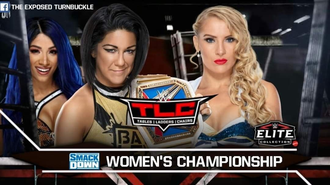 Lacey Evans vs. Bayley for The Smackdown Women's