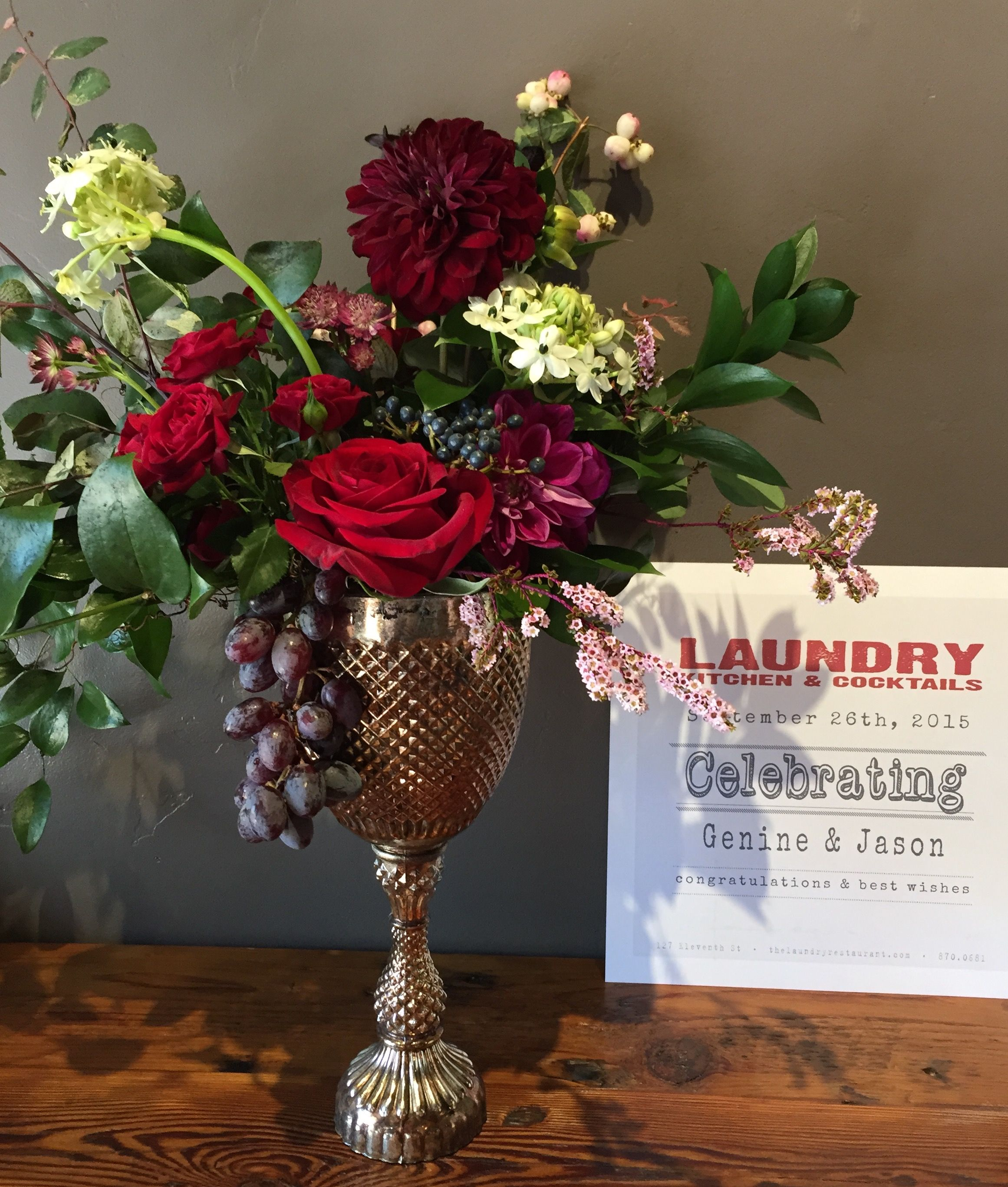 A Noon Wedding At The Laundry Steamboat Springs Co Flowers By Tall