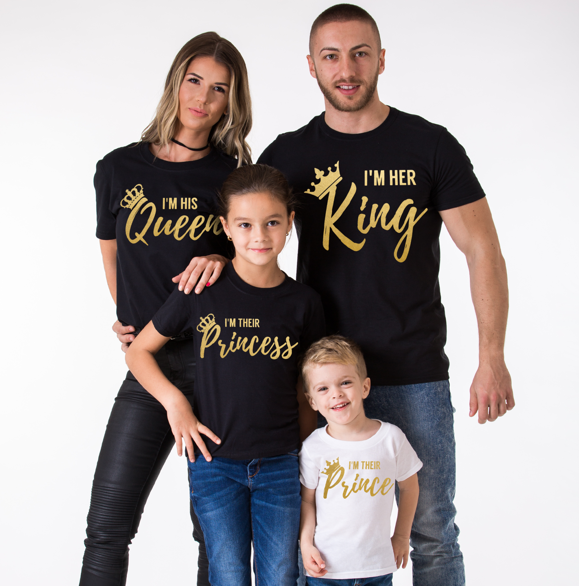 86c0b4ebe31b2 I am Her King, I am His Queen, I am Their Prince, I am Their ...