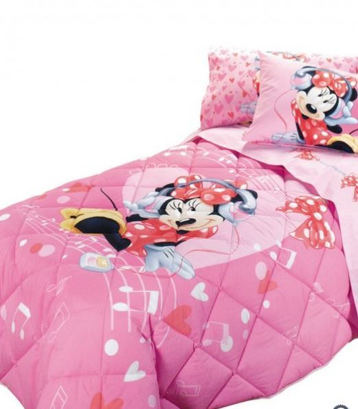 Piumone Per Culla Caleffi.Trapunta Disney Caleffi Minnie Trapunta Di Minni Trapunta Disney