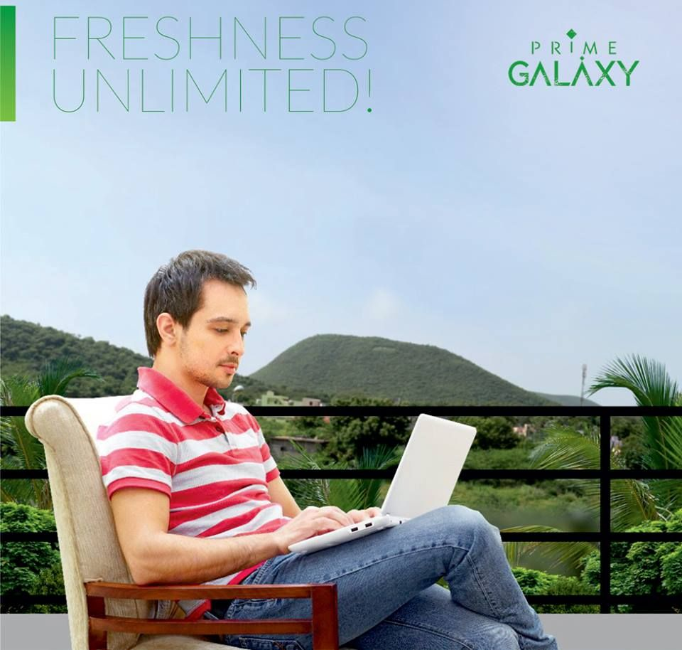 Refresh your mind with #freshness of #nature at #PrimeGalaxy . For more info visit: http://goo.gl/05xDkA