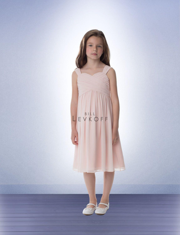 e7cd088597d Flower Girl Dress Style 16501 - Flower Girl And Junior Bridesmaids by Bill  Levkoff
