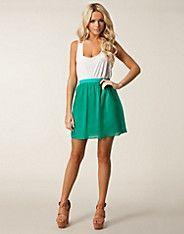 Serena Skirt - Jeane Blush - Mint grön - Kjolar - Kläder - NELLY.COM