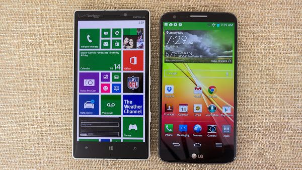 The LG G2, which was launched during the past holiday season has proven itself as an outstanding Android device. Now with Windows Phone 8 GD...
