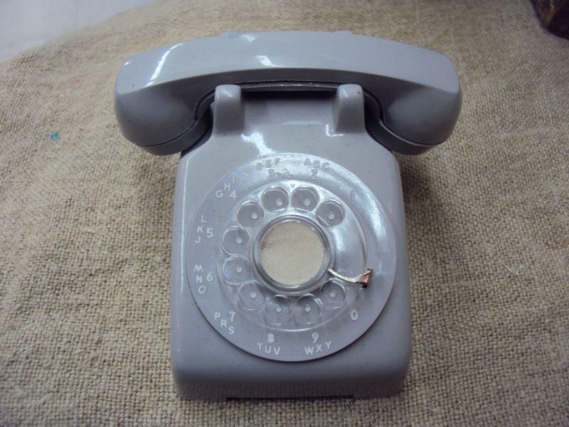 Vintage Tiny Phone ~ Gray