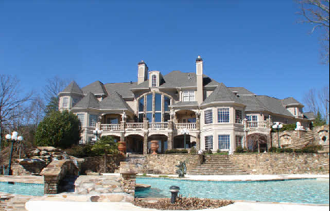 Chapter 1 huge houses house and big houses for Big beautiful houses pictures