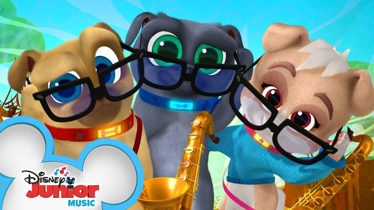 Crackly Crab Music Video Puppy Dog Pals Disney Junior