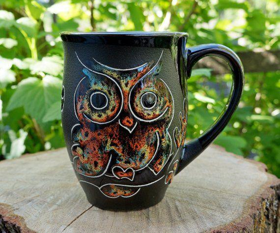 10pcs 17x15mm Porcelain Ceramic Owl Beads charm Fit Bracelet Purple PB0012
