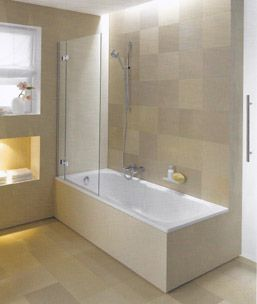 electronic bath shower decors compare baths and shaped amp screens ...