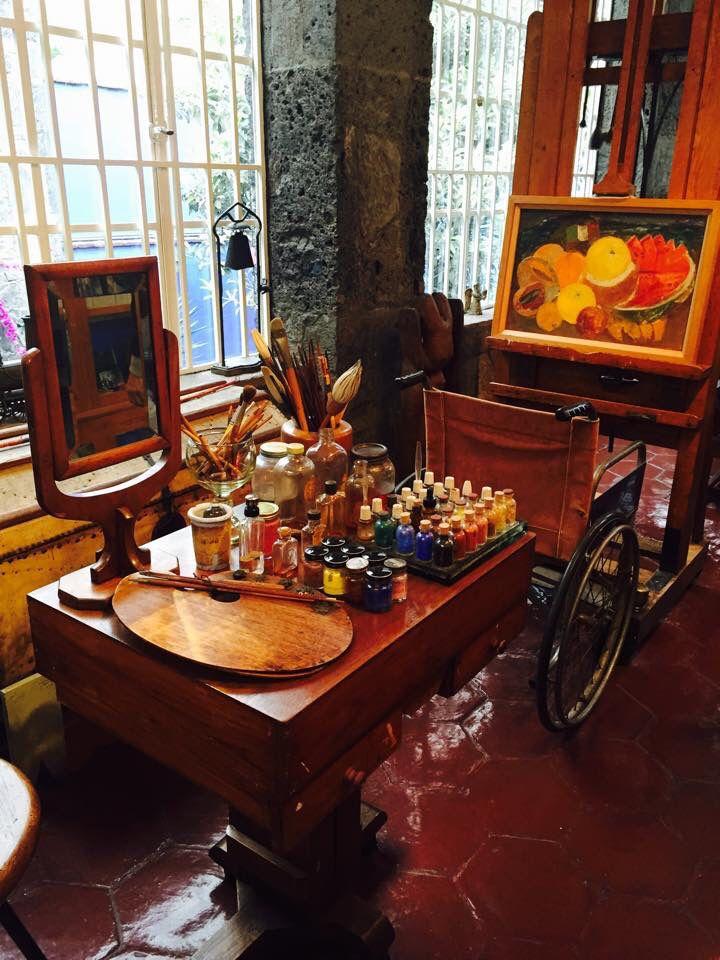 Frida Kaloh's House Mexico City