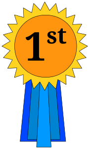 Clipart 1st Place Ribbon English Classes For Kids Award Ribbon Crafts For Kids
