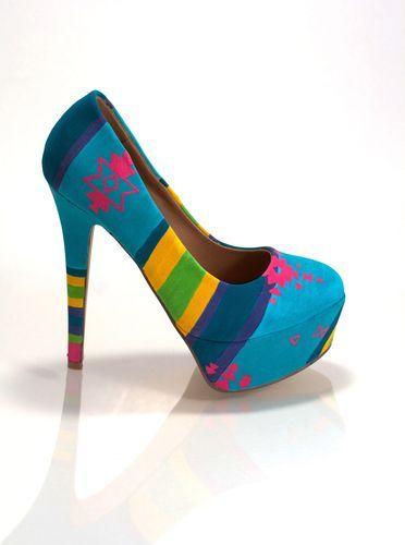 Aztec Pumps Shoes