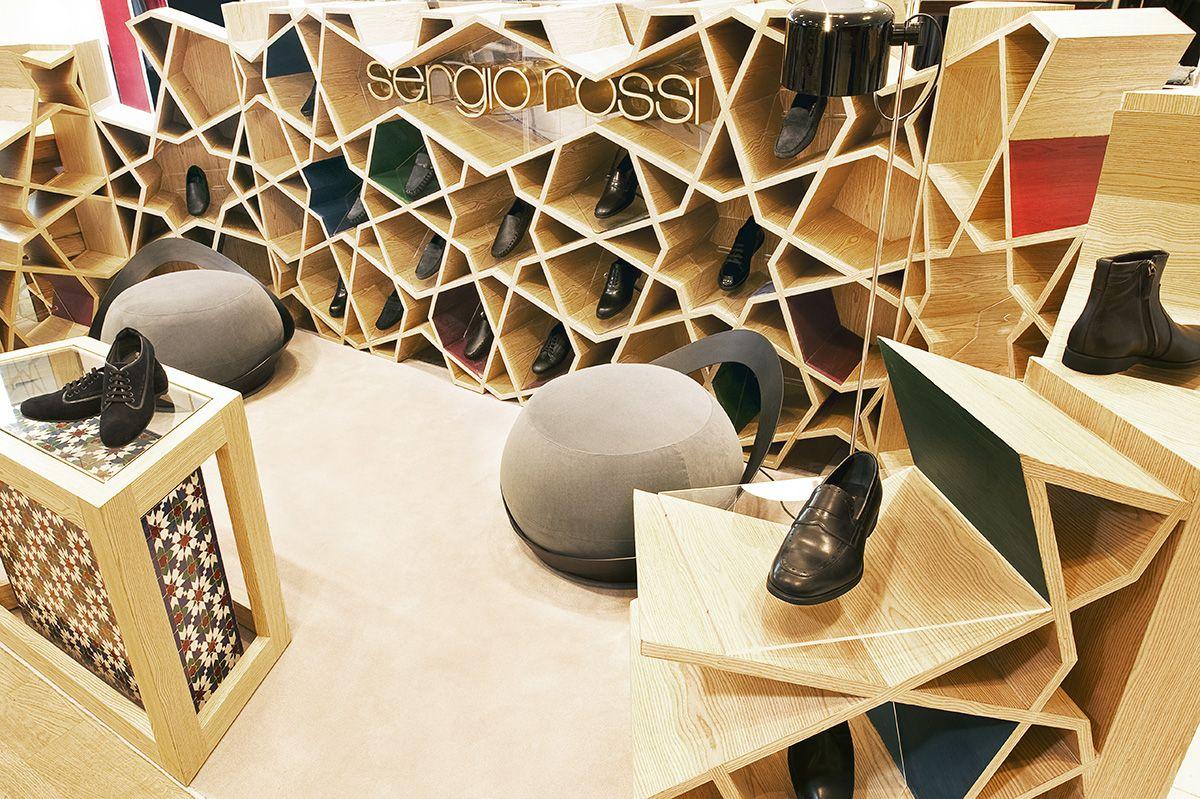 Sergio Rossi - Younes Duret Design