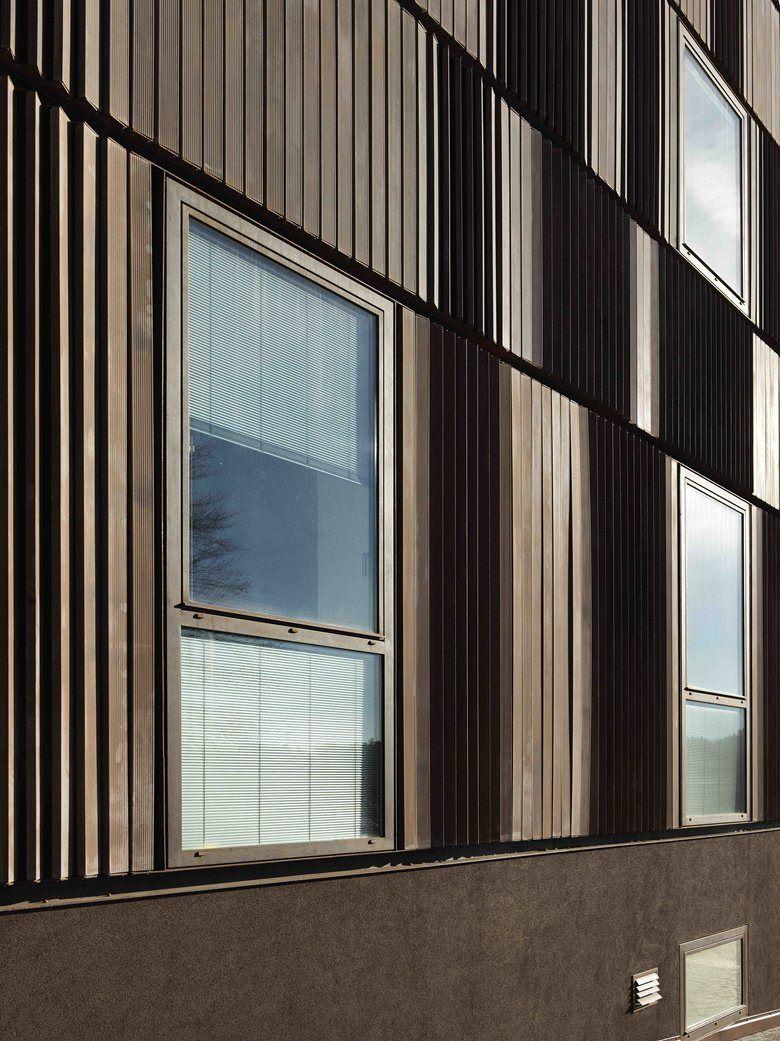 "Ampliamento Casa di Cura ""Le Terrazze"", Cunardo, 2012 - Archea ..."