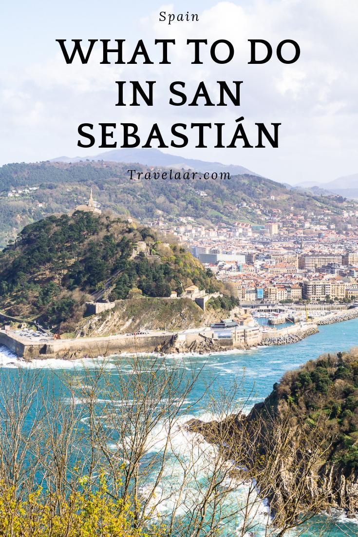 What To Do In San Sebastian Spanje Reizen Baskenland Roadtrips