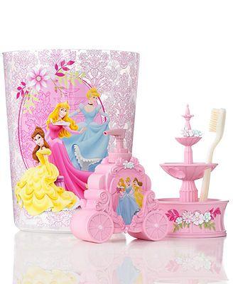 Disney Bath Accessories