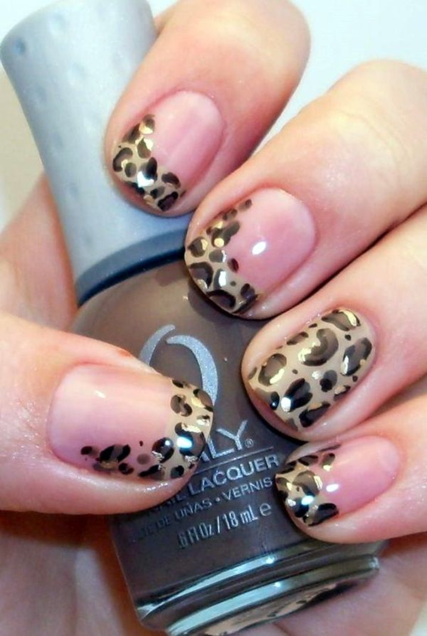 60 Pretty French Nails Designs 2018 Nailed It Pinterest Nail