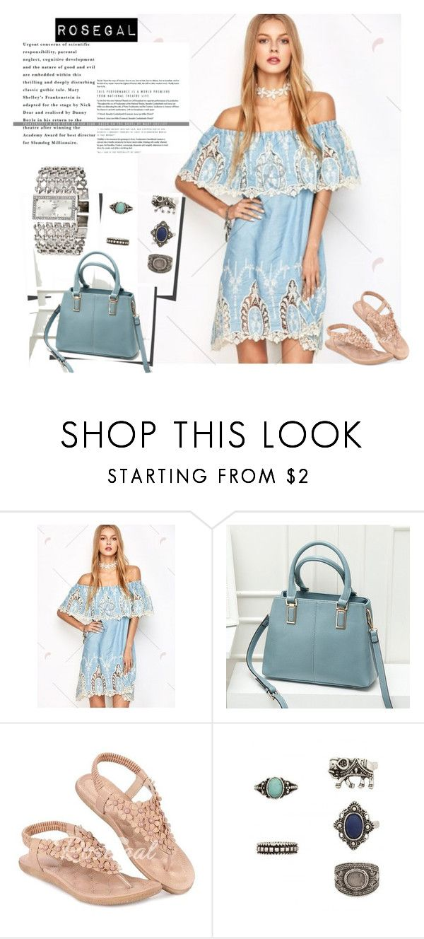 """women in blue!"" by mery-2601 ❤ liked on Polyvore"