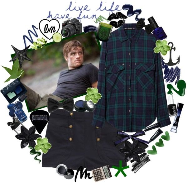 """""""And I Remember You're Eyes Were So Bright, When I First Met You, So In Love That Night"""" by hungergames44 on Polyvore    :D"""