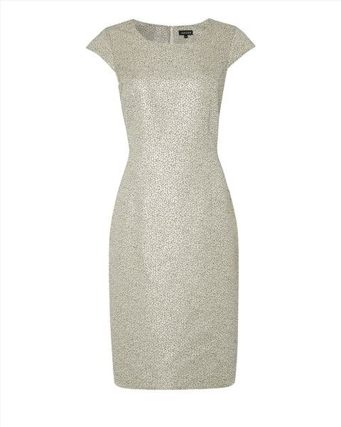 Italian Summer Jacquard Dress