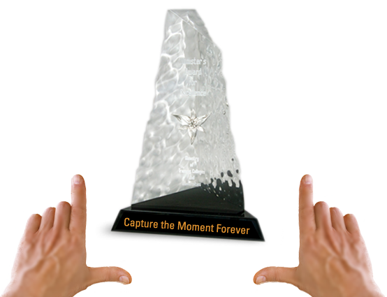 If you can think it I can make it.  Premier Manufacturer of Customized Recognition & Award Products in Toronto | Clearmount