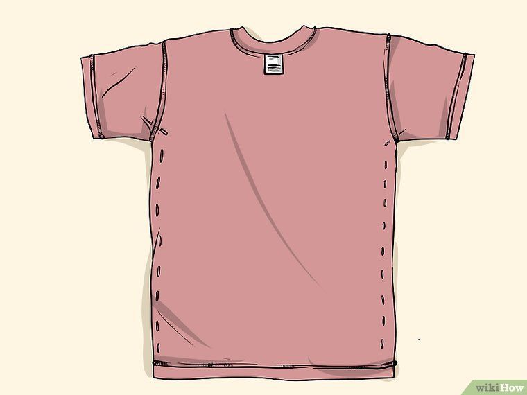 4 Ways To Hem Shirts Hem Shirt Altered T Shirts Shirts