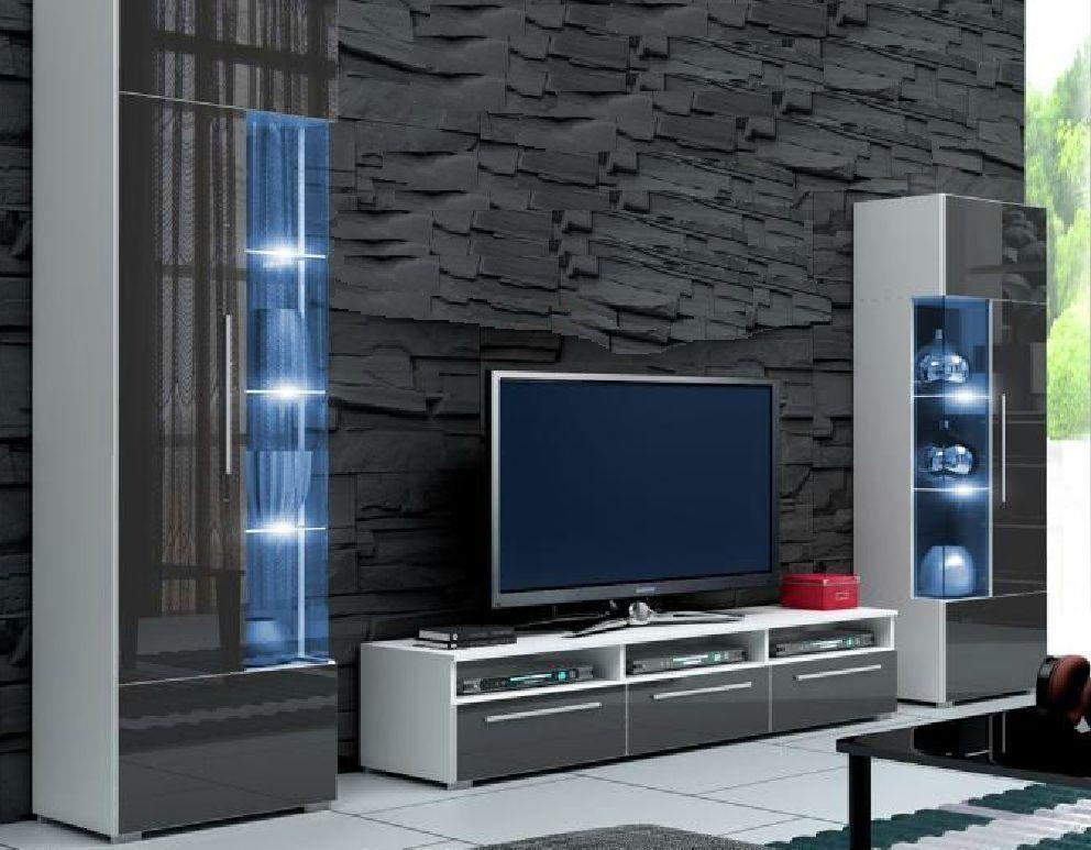 Steinwande | Wohnzimmer | Pinterest | Wand, TVs and Space saving