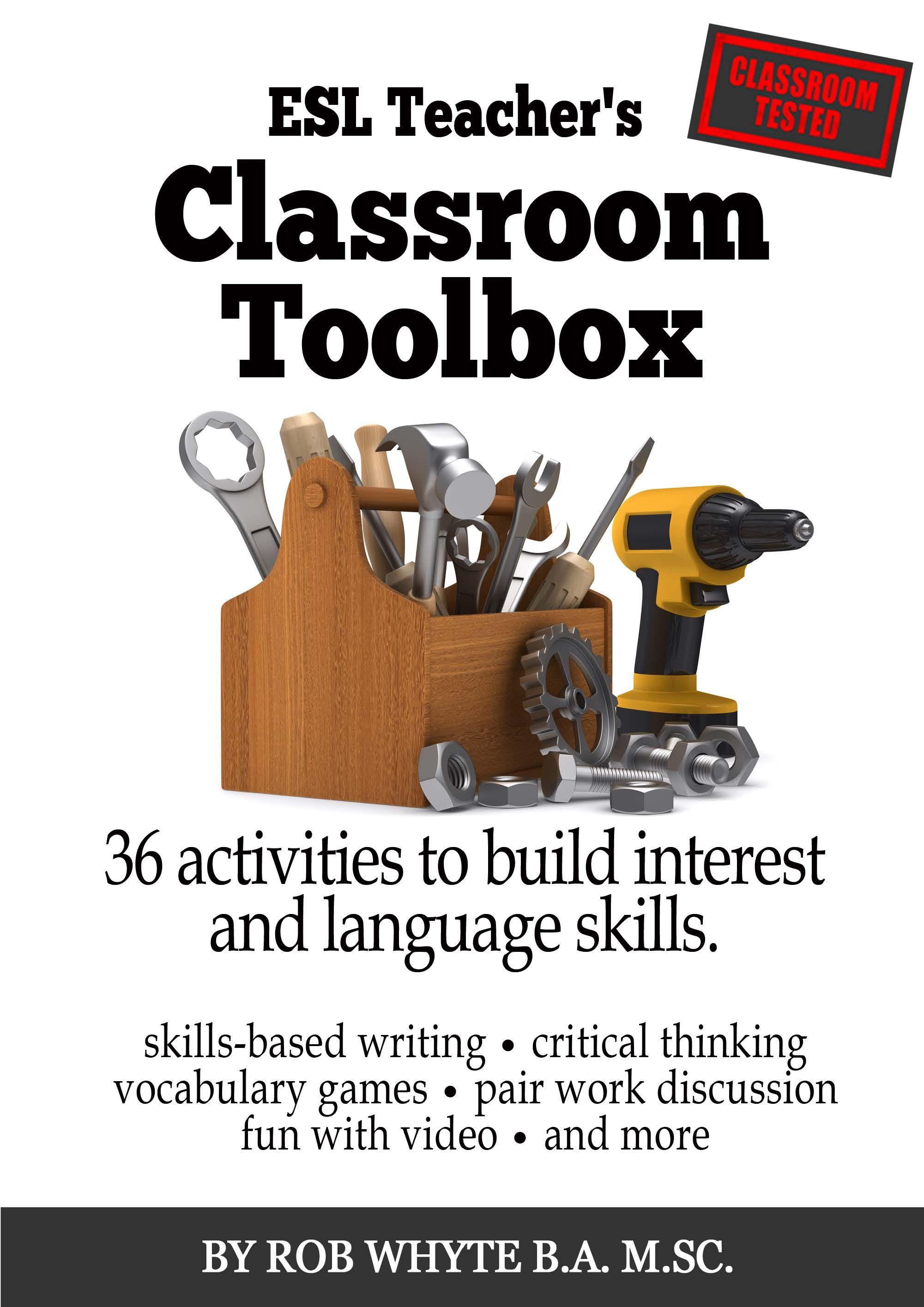 Esl Teacher S Classroom Toolbox