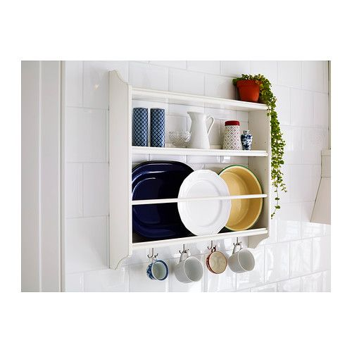 STENSTORP Plate shelf, white Shelves, Organizing and Display - ikea online küchen