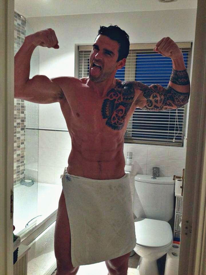 Explore Drop Dead Gorgeous  Bath Mats  and more. Mister Stuart Reardon  well its official he can wear just a bath