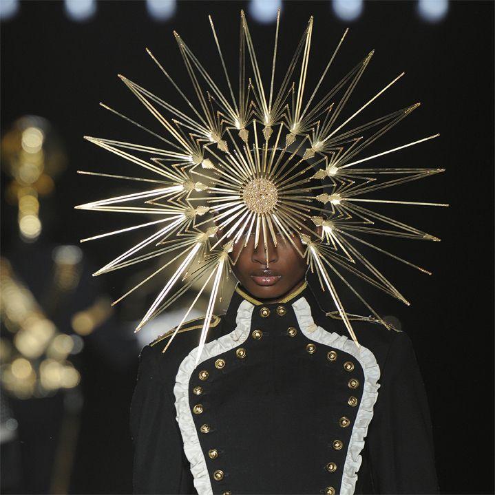 African Star by Philip Treacy, as featured in 'Iris van Herpen: SHOWcabinet' £22,000 (Excludes VAT)
